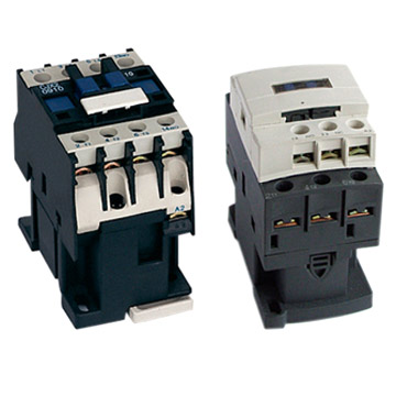 Schneider Contactor LC1D09MD (9A,220VDC)