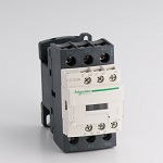Schneider Contactor LC1D38MD (38A,220VDC)