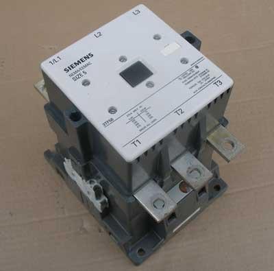 Siemens Contactor 3TF5702-0CD0 (475A,42V)