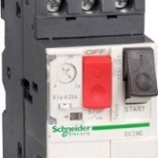 Schneider MPCB GV2ME03