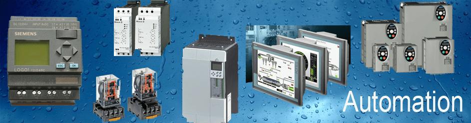Complete Automation Solutions from ABB, Siemens, Schneider, Allen Bradley, GE Fanuc etc