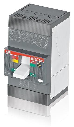 ABB MCCB T6N PR222DS/PD-LSIG 1000A