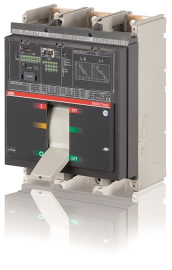 ABB MCCB T7H 1600 PR332/P LSIG 1600A