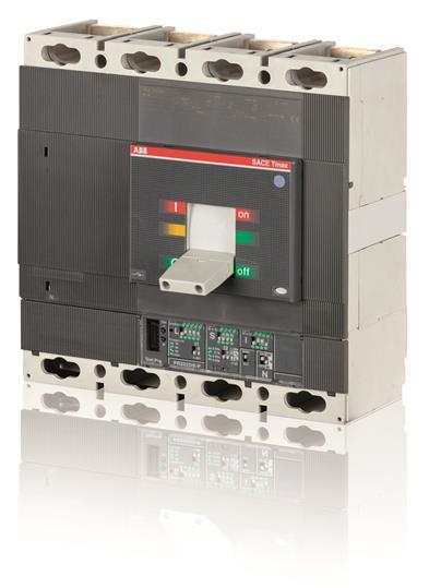 ABB MCCB T6H PR222DS/PD-LSIG 800A