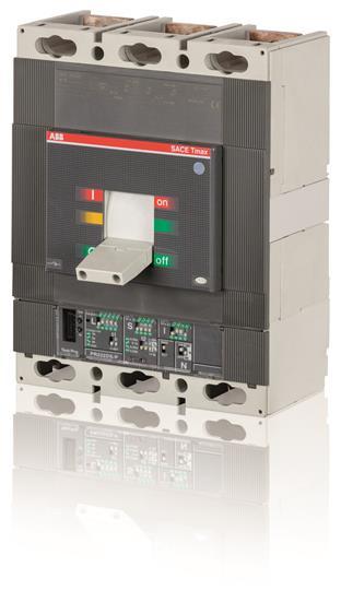 ABB MCCB T6N PR222DS/P-LSIG1000A